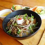 レストラン カントリーパパ - 2014.05_カンパパセット(1674円)