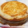 マクドナルド - 料理写真:126えん『マックドリルソーセージ』2014.8