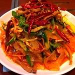 30349529 - 东北拉皮(東北大拉皮・緑豆太麺和え中国東北地方風)