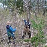 蛍雪の宿 尚文 - 世界的な植物学者と知らず案内する阿部ちゃん