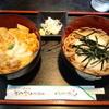 さかえや - 料理写真:とろろ+ミニ親子丼 650円(2014.8月)