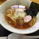 ふれ愛食堂 - 料理写真:ラーメン300円!