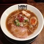 麺や ゼットン - デス煮干し(780円)