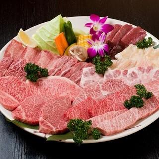 やきにく藤太 - 料理写真:要予約★飛騨牛づくし