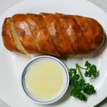 東昇酒家 - 中華風揚げパン