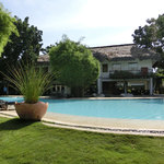 Bluewater Maribago Beach Resort - 内観写真:ホテルプール