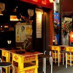 溝の口ドカンドカン酒場 - 内観写真:テラス席4名様×6