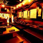 溝の口ドカンドカン酒場 - 内観写真:貸切40名様×1