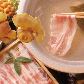 今年も生姜鍋、一押しです。