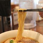 らぁ麺やまぐち - 特製鶏そば、いただきまぁ~す (2014/08)