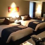 札幌グランドホテル - 予定より広い部屋を用意してくれました