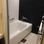 札幌グランドホテル - 広々ゆったりのバスルーム