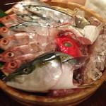 Uomamireshinkichi - 新鮮なお魚たち