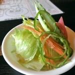 ペコペコ - 料理写真:ランチサラダ