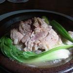 クーリ・ルージュ - 料理写真:那須産の豚すね肉の煮込み