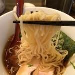 麺処hachi - いつもの麺