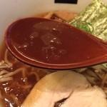 麺処hachi - ジュレ状スープの先駆けだったのでは?