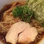 麺処hachi - 価格を下げて具材をシンプルに、私はこの方が好き