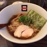 麺処hachi - 冷やしラーメン