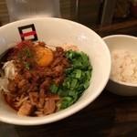 麺処hachi - 台湾まぜそば