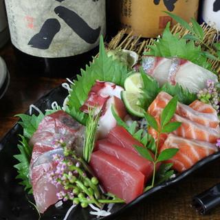 【お店のメニュー】本日の鮮魚へのこだわり