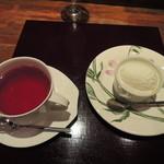 土桜 - デザートと飲み物