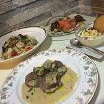 Taverna Mezzanotte - 月替わりのコース