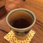天然食堂 かふぅ - 本日の日替わり茶はナツメ生姜茶