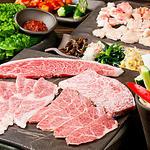 人気!!店主が、その日一番のおすすめ肉を盛り合わせます(6~7種)