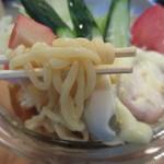 美松 - 麺は柔らかい