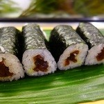 寿司光 - 干瓢巻ワサビ2倍バージョンw