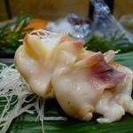 寿司光 - ほっき貝刺し
