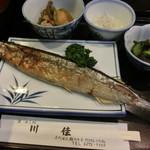 魚 めし処 川佳 -