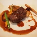 芦屋モノリス - 国産牛フィレ肉ステーキ