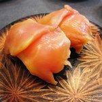 廻る寿司 金太郎 - 赤貝 360円