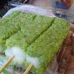 三全 青葉城・本丸店 - 団子も新鮮で美味しい