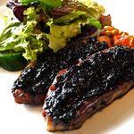 30371462 - Pig might fly(ピッグ マイト フライ)                       ほんのりバルサミコが香る豚バラ肉のコンフィ トマトソース グリーンサラダ