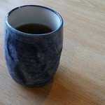金屋食堂 - お茶