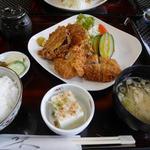 とんかつ翁 - ヒレカツ定食