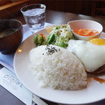 ピグレット - 料理写真:2014.05_ガーリックポークDish(800円)