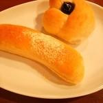 Yumekicchin - ランチのパン2