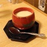 海鮮問屋 博多 - コースの茶わん蒸しっ☆(第一回投稿分⑤)