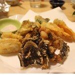海鮮問屋 博多 - コースの天ぷら♪(第一回投稿分⑥)