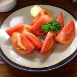 串っ子 - 冷しトマト
