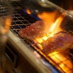 焼肉 三四郎 - 料理写真:焼くべし焼くべし〜!