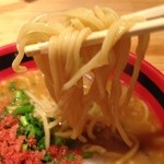 えびそば一幻 総本店 - 細麺ストレート