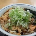 山海亭 - 料理写真:桜えび天ぷらそば