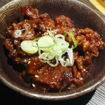 飛騨牛焼肉・韓国料理 丸明 - 牛筋煮込み