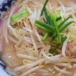 高砂 かい乃 - 料理写真:昼限定の鶏白湯ちゃんぽん