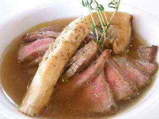 Brasserie24℃ - 松茸チョ~美味しぃ~☆♪